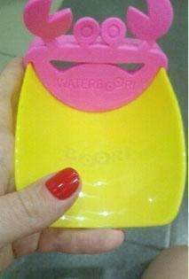 trendyholo.com pink and yellow Kids Washing Hands Extender
