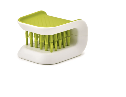 Image of Cart Weez Green Knife and cutlery cleaning brush