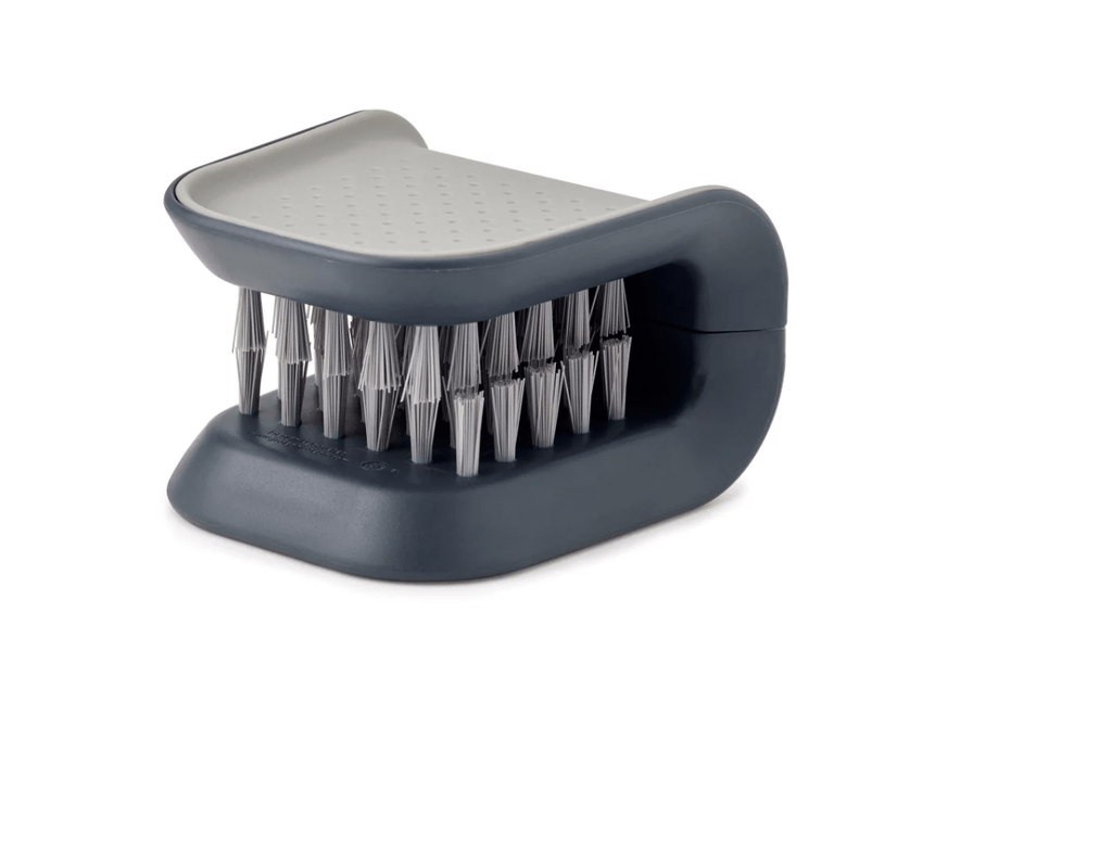 Cart Weez Grey Knife and cutlery cleaning brush