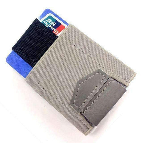 Image of trendyholo.com gray Minimalist Wallet