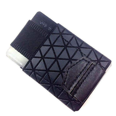 Image of trendyholo.com Black triangle Minimalist Wallet