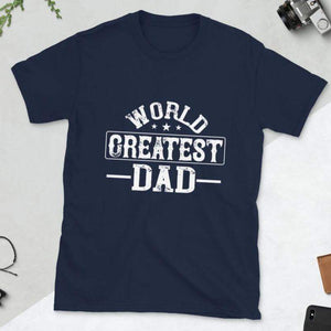 World Greatest Dad T-Shirt