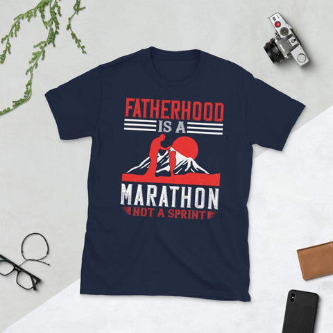 Image of Fatherhood T-Shirt