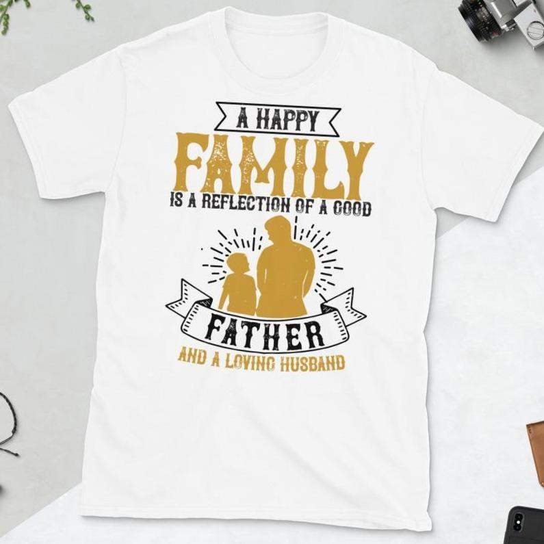 A happy family T-Shirt