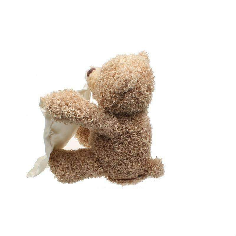 trendyholo.com Baby Peek a Boo Teddy Bear Toy 70% OFF