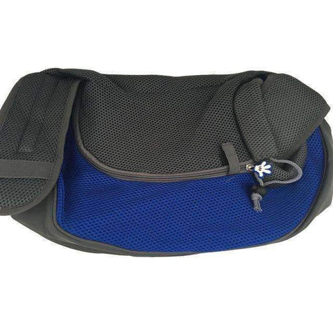 trendyholo.com Blue / M PET CARRIER CHEST BACKPACK