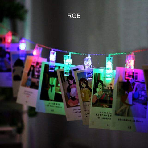 Image of Memories LED Strings