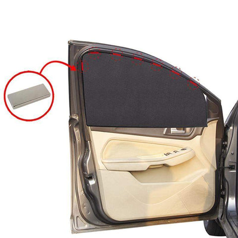 Image of Magnetic Car Sun Shade