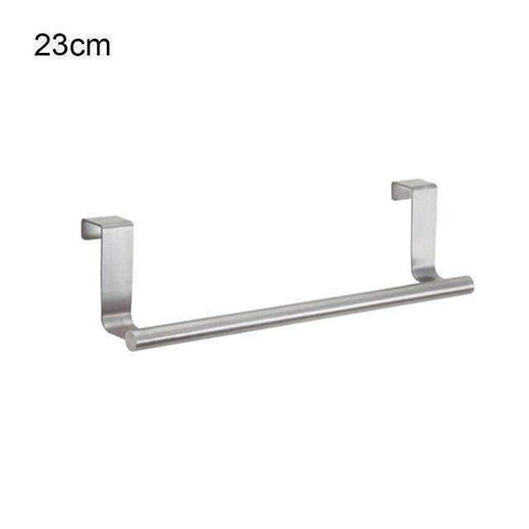 trendyholo.com 23cm Stainless Steel Towel Bar Holder