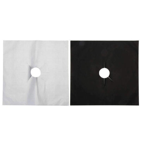 trendyholo.com White / 1 pcs. Stove Top Cover