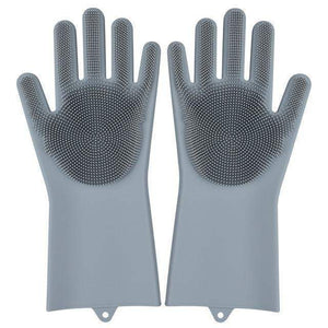 Wixi Way grey / A Pair Super Gloves
