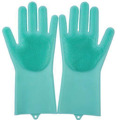 Image of Wixi Way green / A Pair Super Gloves