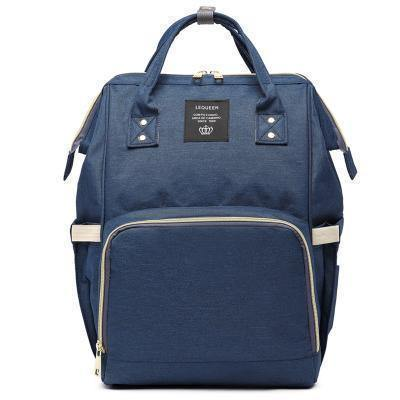 trendyholo.com Navy The Ultimate Mommy Diaper Bag