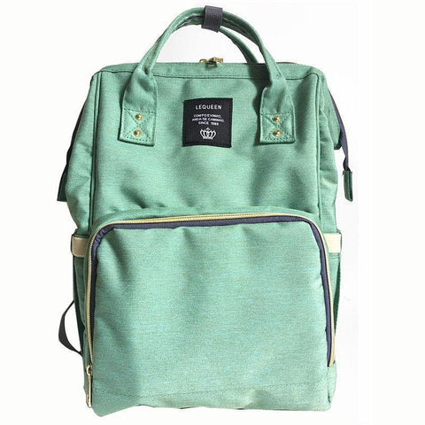 trendyholo.com Light Green The Ultimate Mommy Diaper Bag