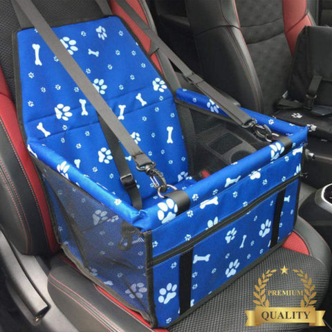 Waterproof Dog Car Seat | Holiday Sale  FINAL HOURS !, Cart Weez
