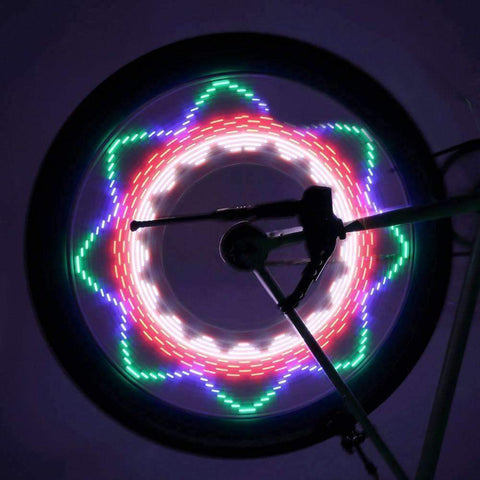 trendyholo.com Waterproof LED Wheel Light