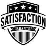 Image of 100% Satisfaction Guarante