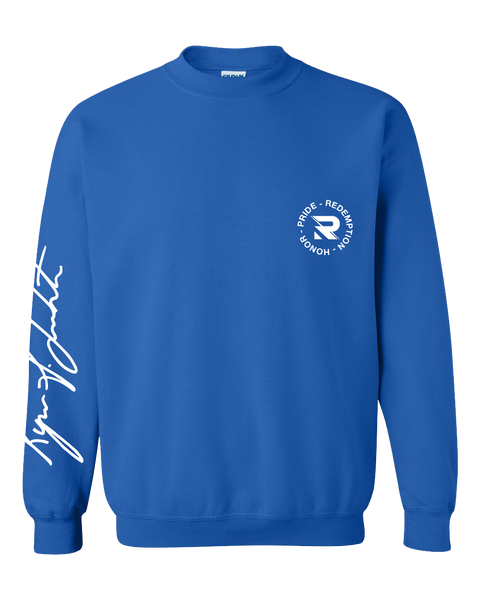 Signature Crewneck Sweatshirt