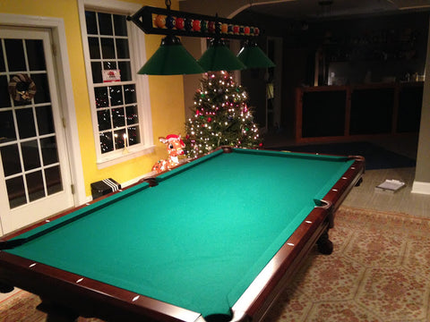 We Just Installed This Beautiful Legacy Rylee Pool Table To Our Customer In  Frederick, MD. The Rylee Is The Best Solid Wood Pool Table For The Price.