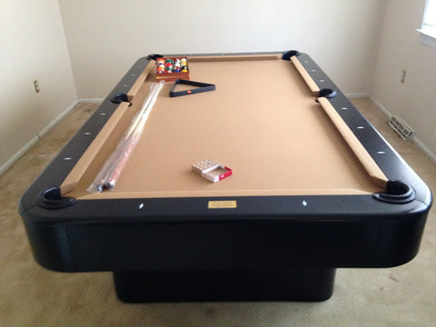 8' Fischer Patriarch Pool Table Delivery to Newark, DE