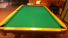 Connelly Pool Table Brunswick Centennial Felt