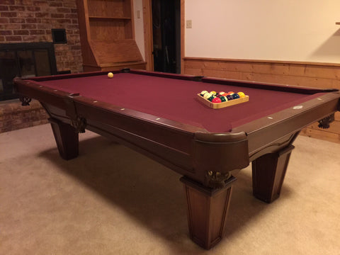 We Buy Used Pool Tables Chesapeake Billiards - Best place to sell pool table