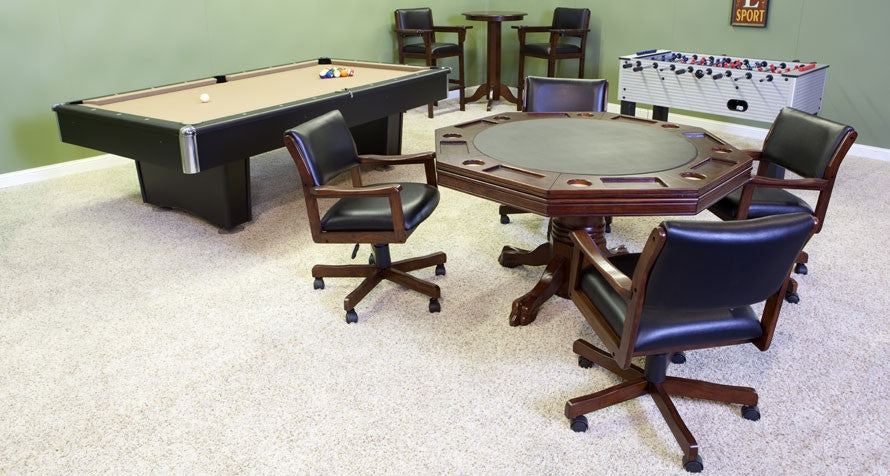 "54"" 3-1 Game Table Set"