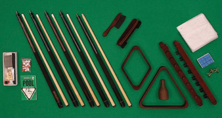 Premium Pool Table Accessory Kit