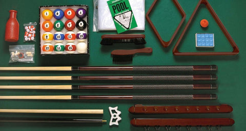 Deluxe Pool Table Accessory Kit