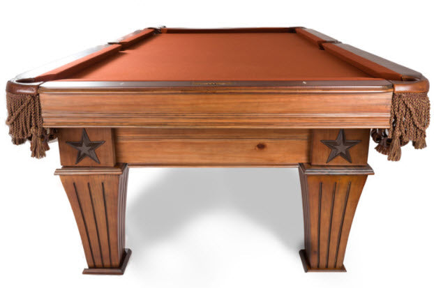 Presidential Billiards Brittany Pool Table