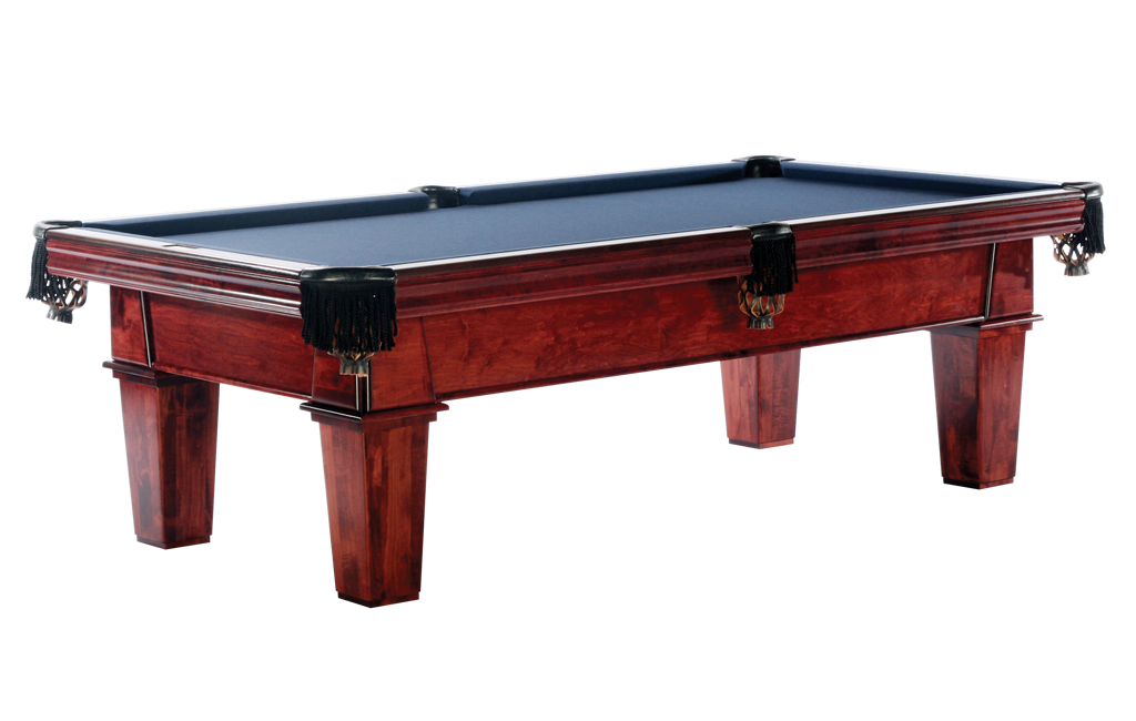 A. E. Schmidt Cardinal Pool Table