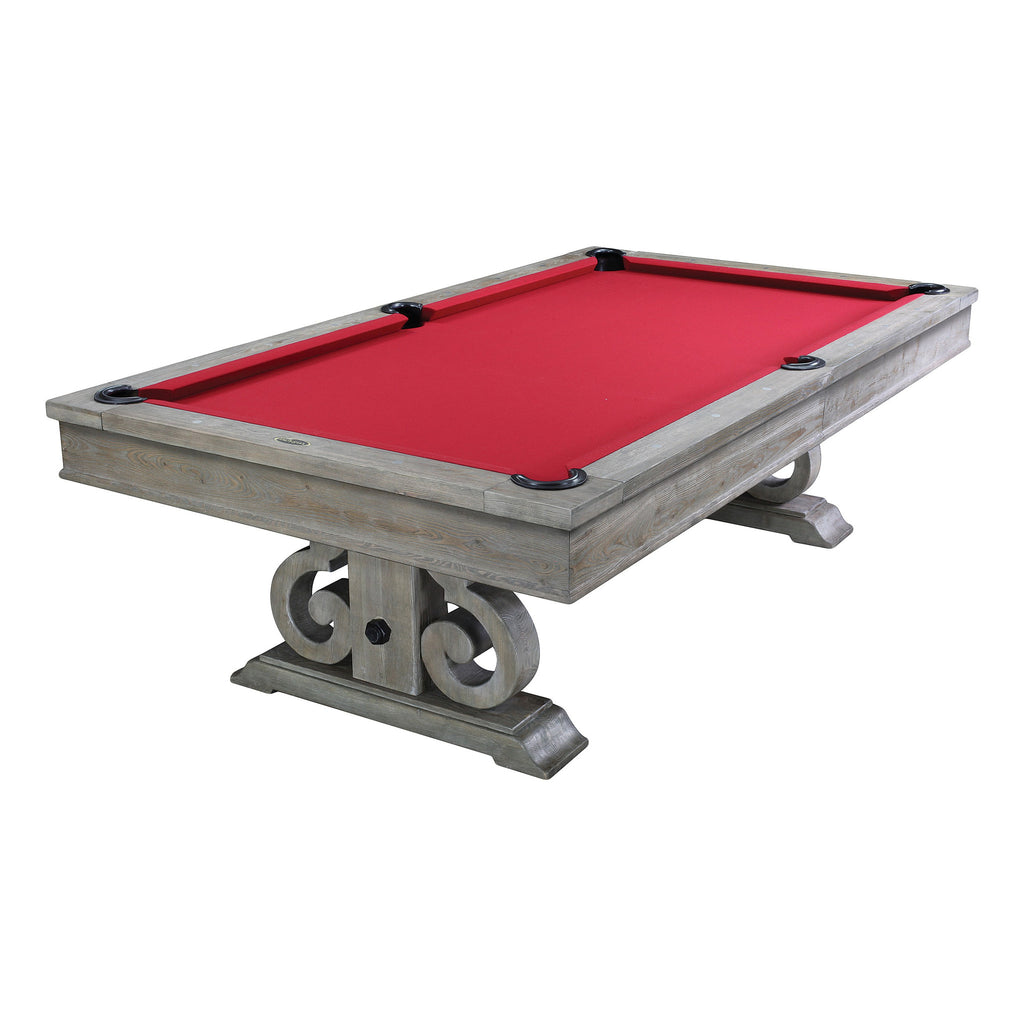8' Clipper Pool Table