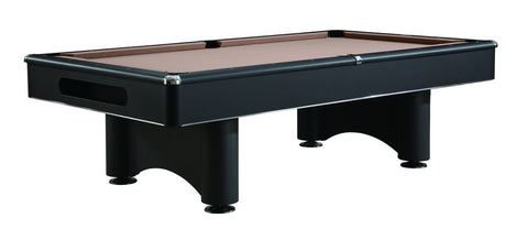 Heritage Destroyer Pool Table Onyx