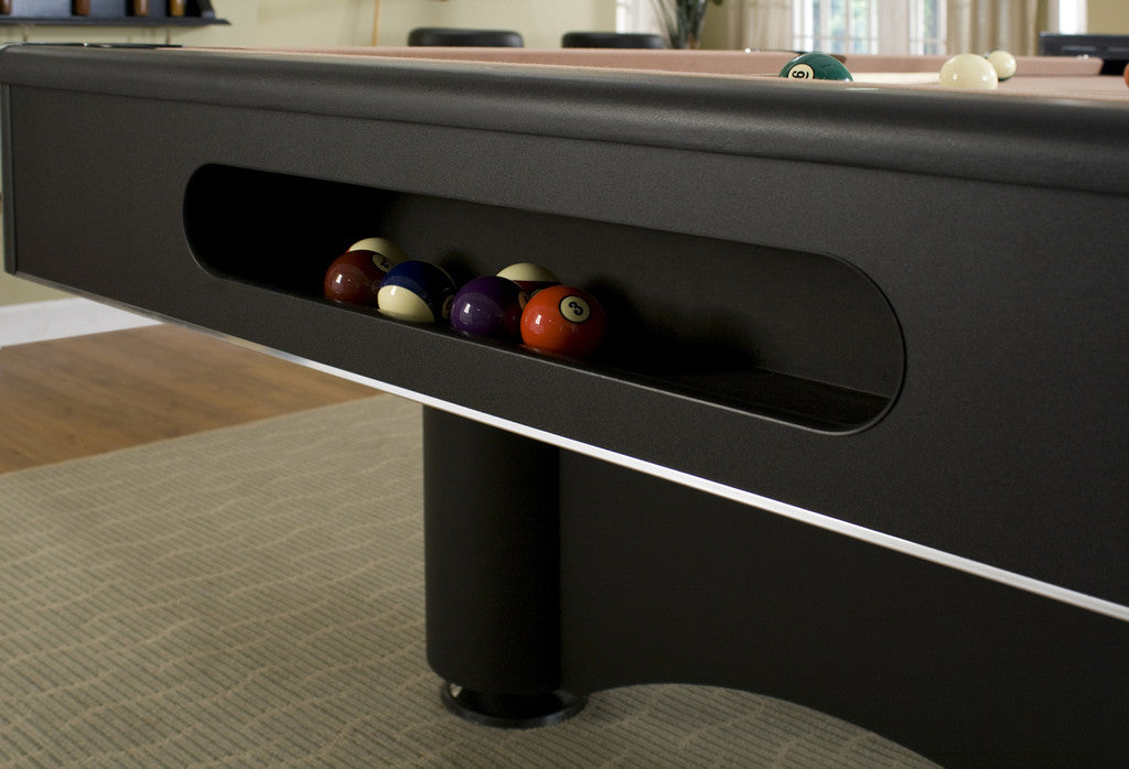 Heritage Destroyer Pool Table Ball Storage