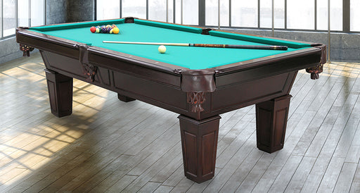 C.L. Bailey Duke Pool Table
