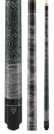 McDermott Pacific Blue Black Impact Ring Cue