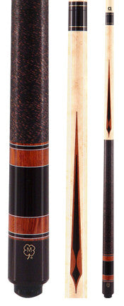 McDermott Bubinga Recon Points Cue