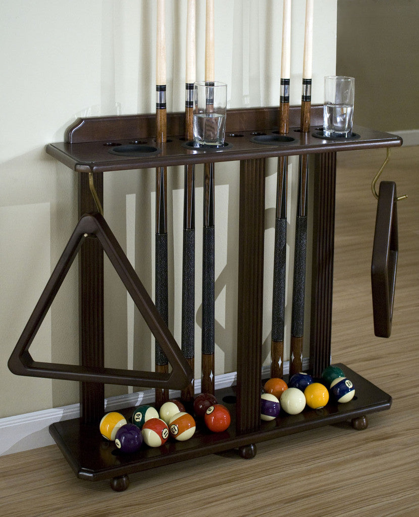 Legacy Heritage Floor Rack Nutmeg Room