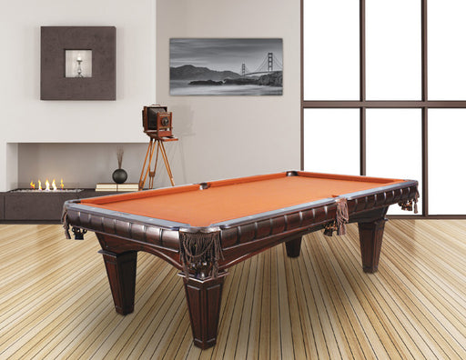 Presidential Billiards Kruger