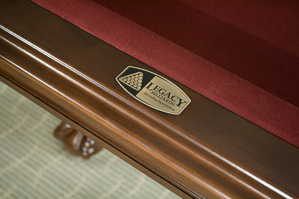 Legacy Billiards Megan Pool Table