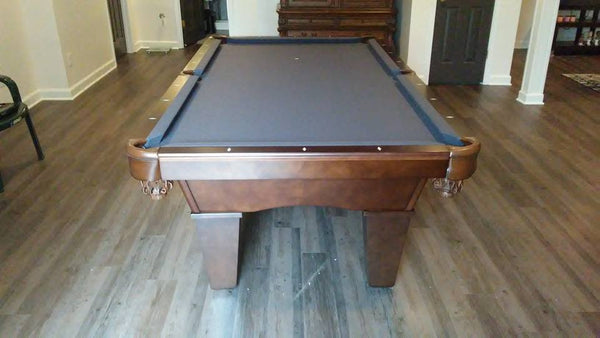 8 Heritage Mustang Pool Table Chesapeake Billiards