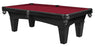 8' Heritage Mustang Pool Table