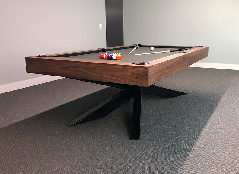 Golden West Starship Pool Table