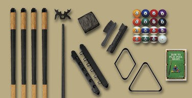 Classic Accessory Play Kit by Legacy Billiards
