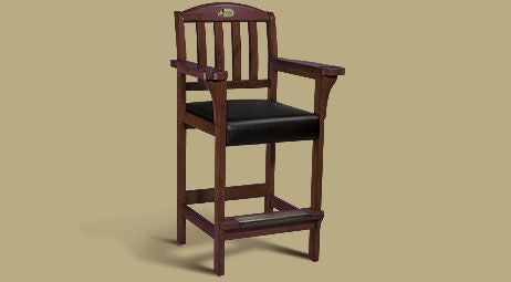 Legacy Classic Spectator Chair Black Cherry