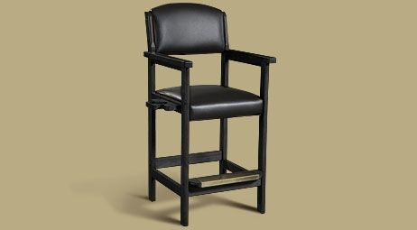 Legacy Heritage Spectator Chair Onyx