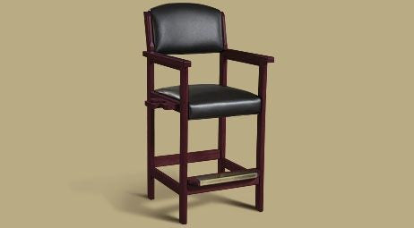 Legacy Heritage Spectator Chair Black Cherry