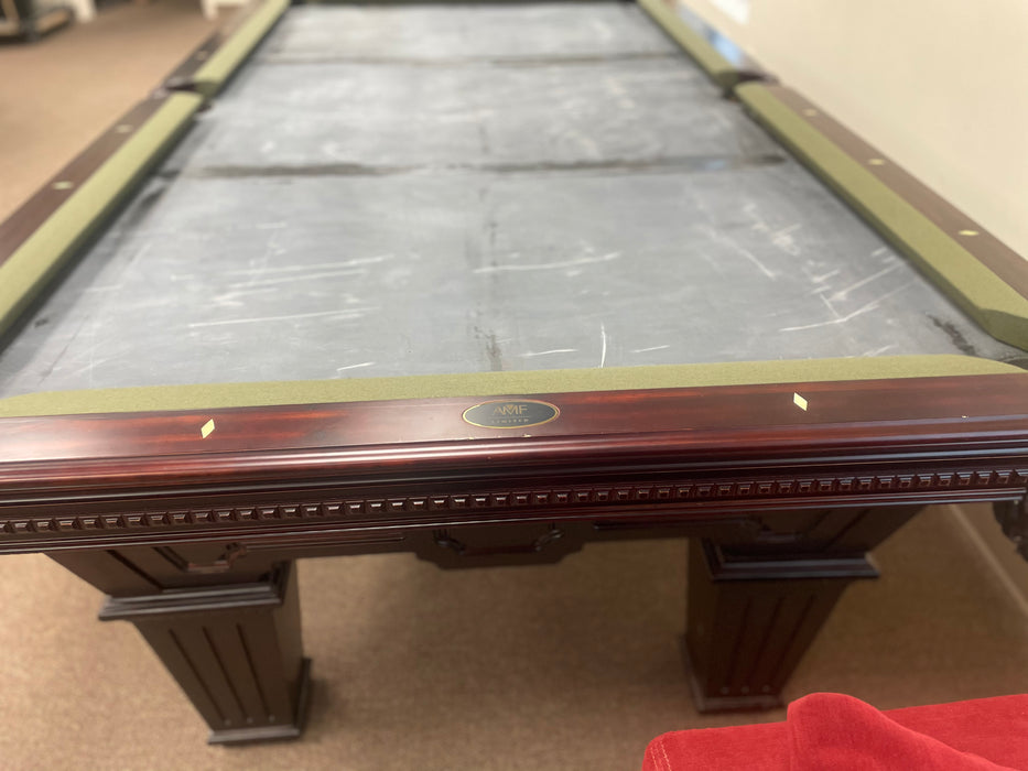 Used 8' AMF Pool Table