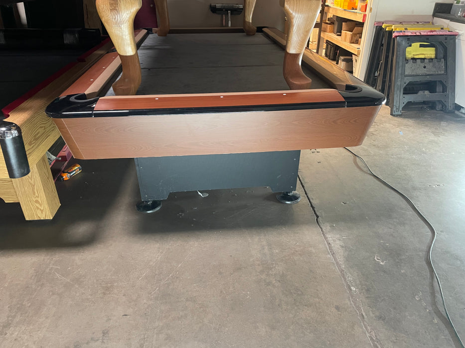 Used 8' Apollo Pool Table