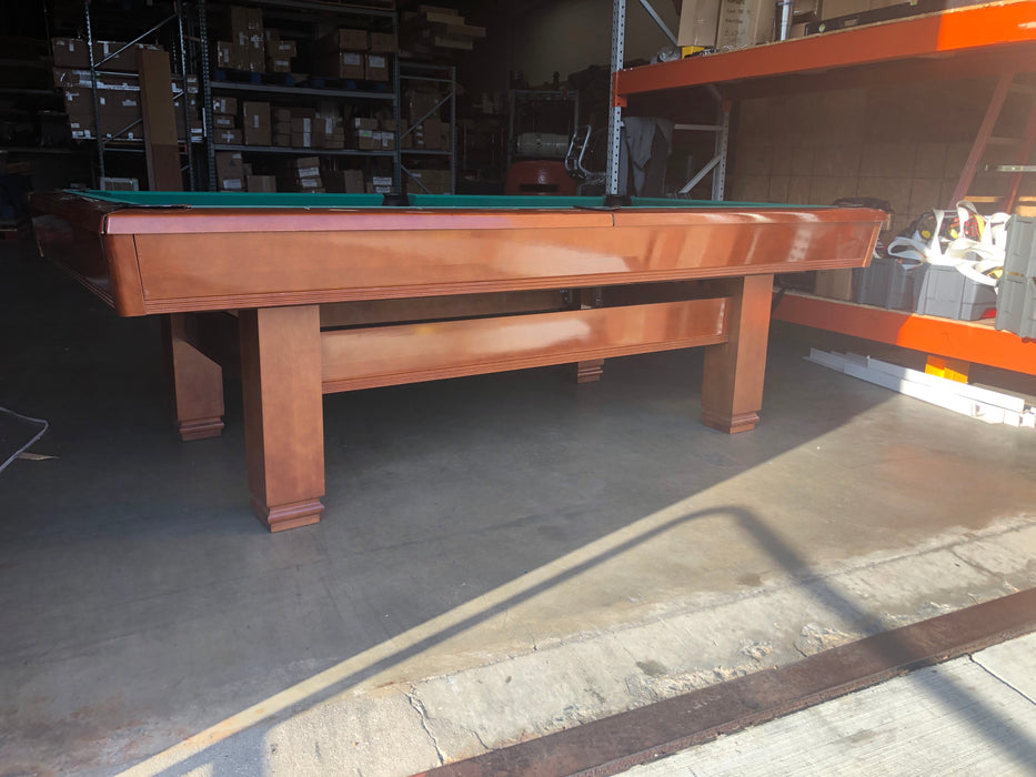 Used 8' Brunswick Highlander Pool Table